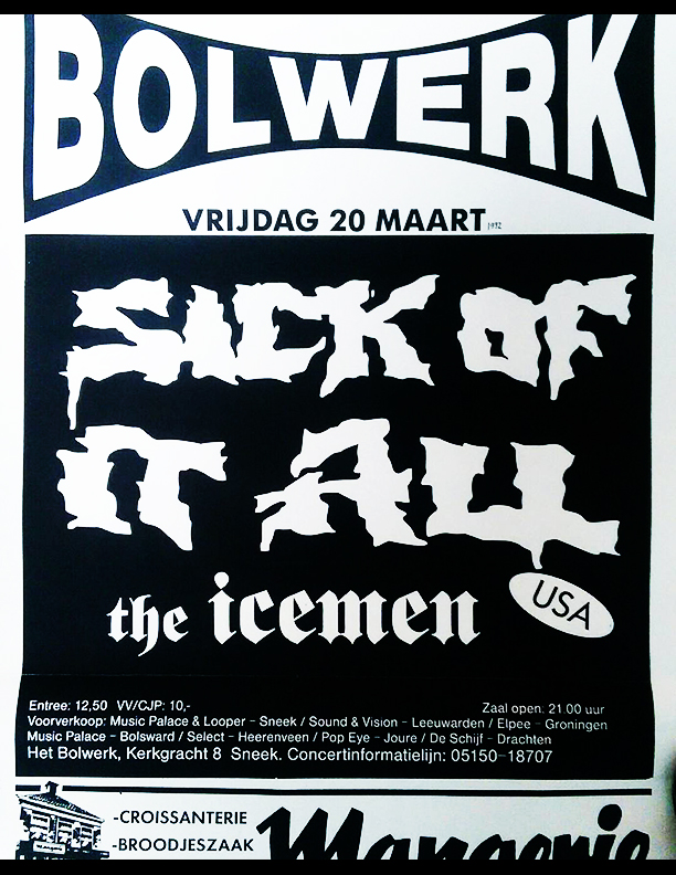 EU_tour_1992_Sneek.NL
